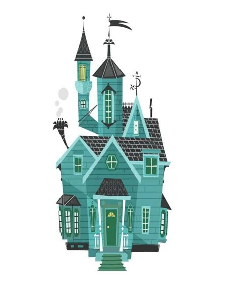 this house reminds me of foster s home for imaginary