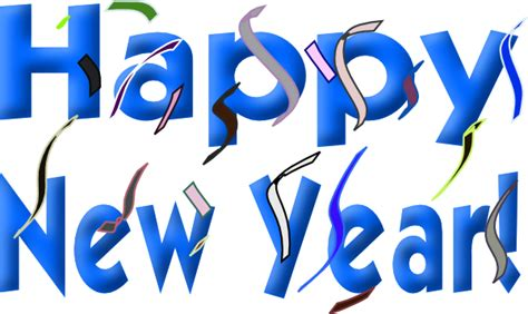new year clipart free happy new year clip at clker vector clip