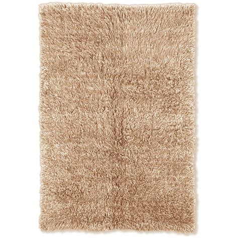 linon home decor inc flokati collection rug 2 4 quot x8 6