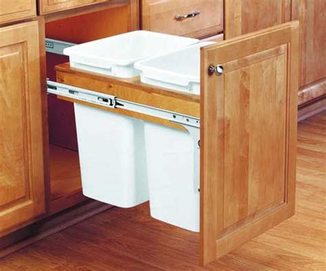pull out trash cabinet size kitchen cabinet organization ideas tips
