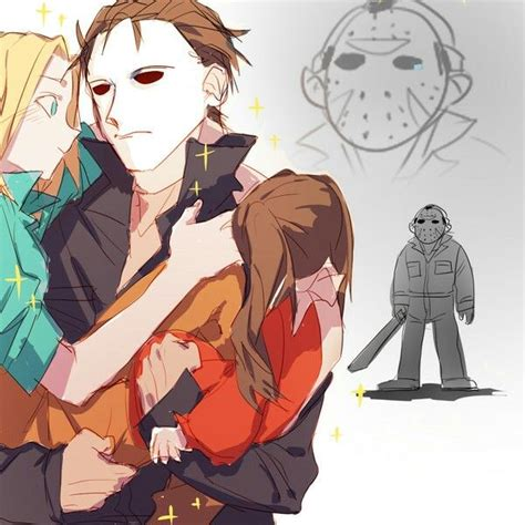 michael myers x oc pin by jade on tigri s things horror otp michael myers