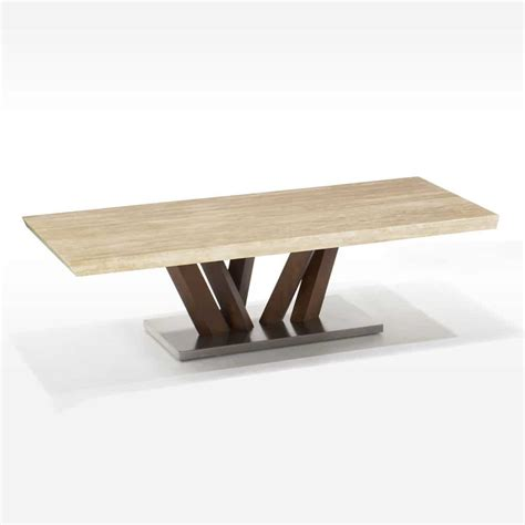 travertine coffee table travertine coffee table design style ideas and tips