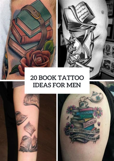 tattoo books designs 20 book ideas to try styleoholic