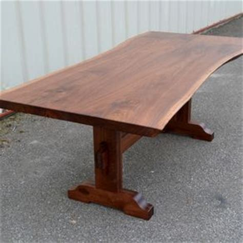 live edge cherry dining table crafted live edge cherry dining table with live edge