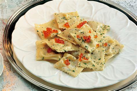ricette cucina pesce ricetta ravioli di pesce la cucina italiana