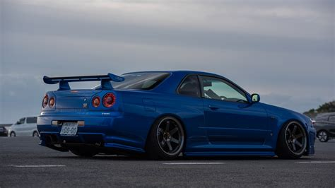 nissan sports car blue wallpaper blue cars skyline honda jdm wheels sports