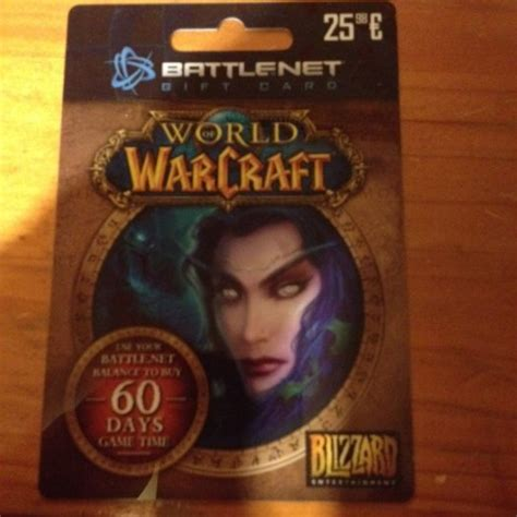World Gift Card - world of warcraft gift card for sale in naas kildare from angel365