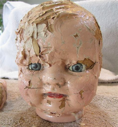 composition doll restoration composition baby before restoration professional