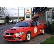 Mitsubishi Evo 7 2001 2003