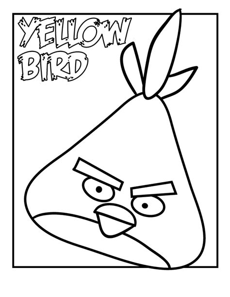coloring pages of angry birds angry birds coloring pages free printable coloring pages