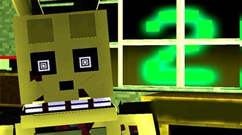 Pdf Five Nights At Minecraft 2 by Five Nights In Minecraft 2 Fnaf 3