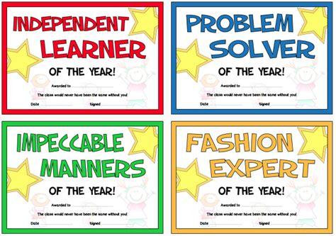 fun awards certificates    teacher entrepreneurs marketing cooperative