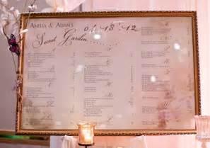 Wedding Seating Chart Ideas Guest Seating The Bridal Dishthe Bridal Dish