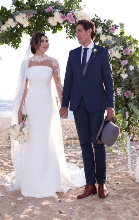 ahora ya ves que una boda romantica en rosa y dorado puede ser todos los detalles de la rom 225 ntica boda de paz padilla