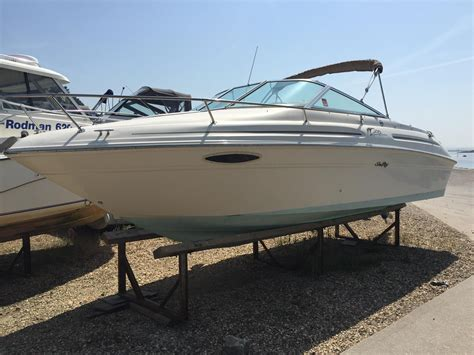 express cruiser boats 1998 sea ray 215 express cruiser power boat for sale www