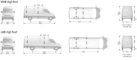 hyundai iload cargo dimensions mercedes sprinter lwb interior dimensions brokeasshome
