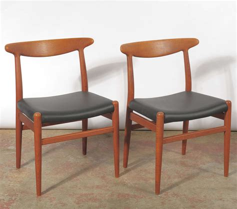 Hans Wegner Dining Chair Hans Wegner Dining Chair For Sale At 1stdibs