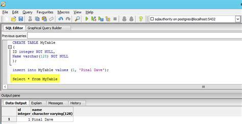 create table postgresql sql server how to create linked server to postgresql