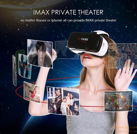 Vr 6th All In 1 Reality 3d Glasses W Blue Limited vr rk 6th reality 3d glasses vr box helmet for smartphones 4 7 6 inch sale gift