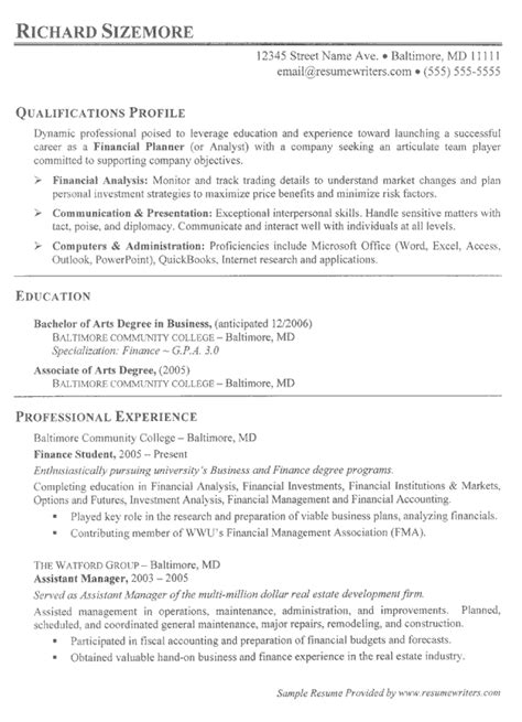 graduate resume management sales management lewesmr
