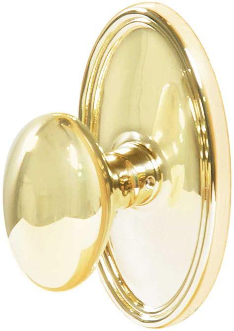 Emtek Egg Knob by Emtek Egg Brass Door Knob Shop Door Knobs At Homestead