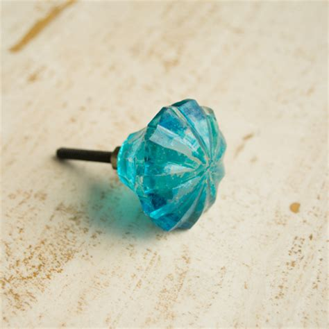 Glass Flower Knobs by Decorative Glass Flower Knob Shop Nectar High Falls Ny
