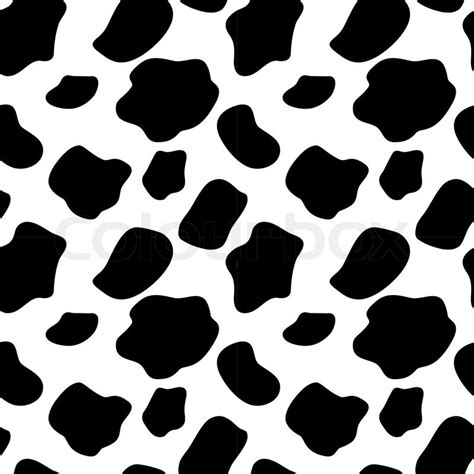 pattern illustrator cow cow seamless pattern background vector illustration