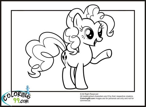 My Little Pony Pinkie Pie Coloring Pages Team Colors My Pony Pinkie Pie Coloring Pages
