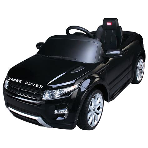 toy range rover range rover evoque licensed 12v childrens kids ride on