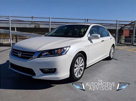 2015 Honda Accord Ex by 2015 Honda Accord Ex L The Automotive Advisor