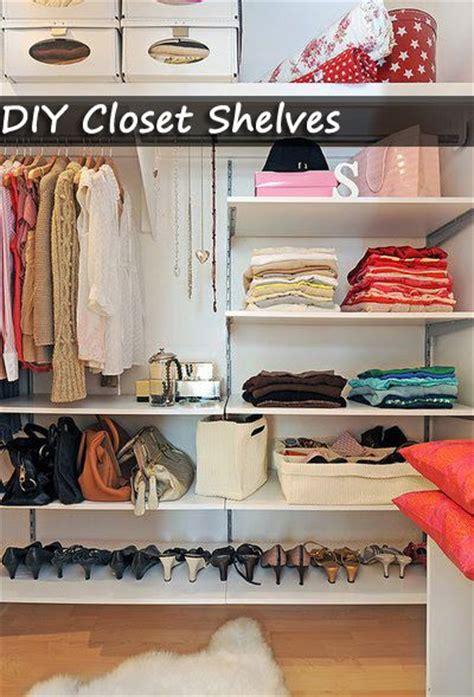 bedroom organization furniture diy closet shelves school living