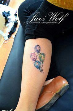 henna tattoo bern balloon tree watercolor tattoos