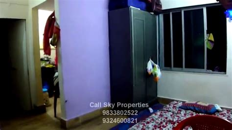 1 Room Flat - 1 room kitchen flat for sale in sanpada