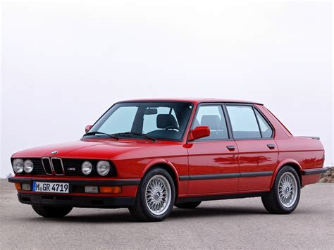 first bmw m5 bow down to the e28 m5 performance cars would be nothing