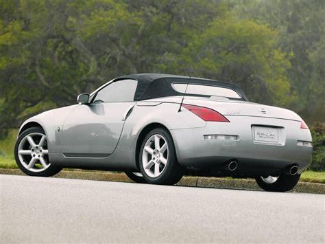 convertible nissan 350z nissan 350z roadster specs 2005 2006 2007 autoevolution