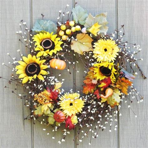 sunflowers decorations home 25 creative floral designs with sunflowers sunny summer