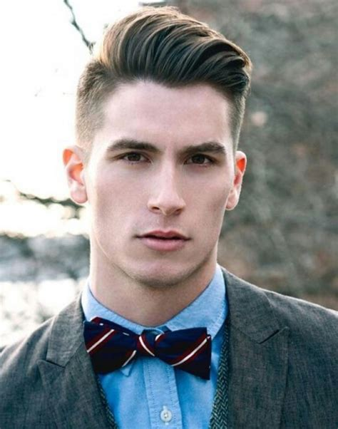 Modern Comb Hairstyle by 30 Superb Comb Hairstyles For Mens Craze
