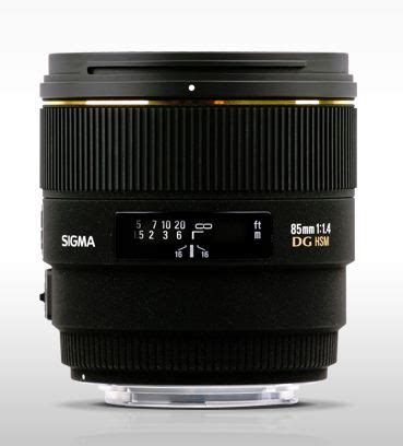 sigma 85mm f/1.4 ex dg hsm gets a price | nikon rumors