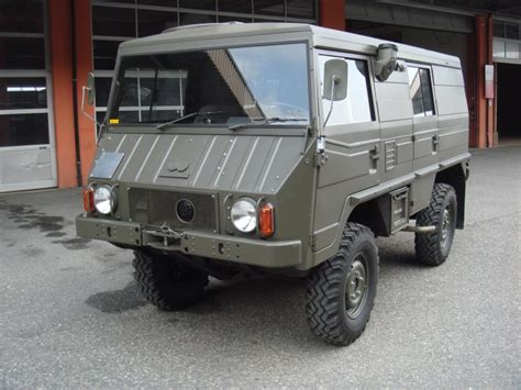 Swiss Army 3080 pinzgauer 710 k medium milweb classifieds
