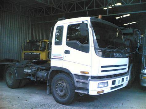 Isuzu Prime Mover Used Isuzu Exr81 Prime Mover Buy Trucks In Ec21 Global
