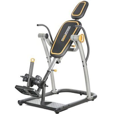inversion table for big and back on track 171 go big or go home