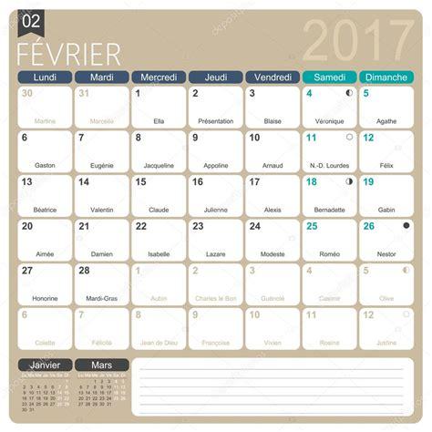 french calendar 2017 stock vector 169 hana11 105899128