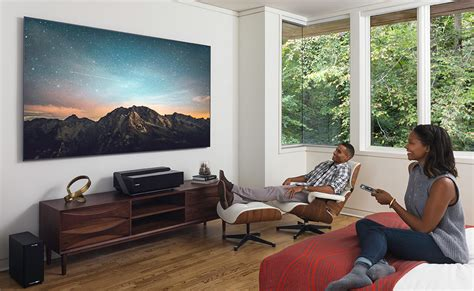 hisense 100 inch 4k uhd smart laser tv 100 inch 4k laser tv from hisense tv now with lasers