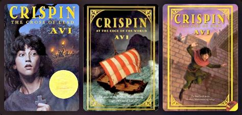 the of the cross books book review the crispin series