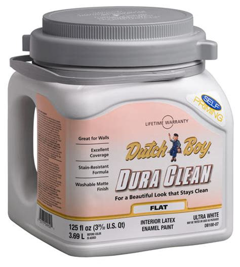 boy 174 dura clean 174 base d interior paint 1 gal at menards 174