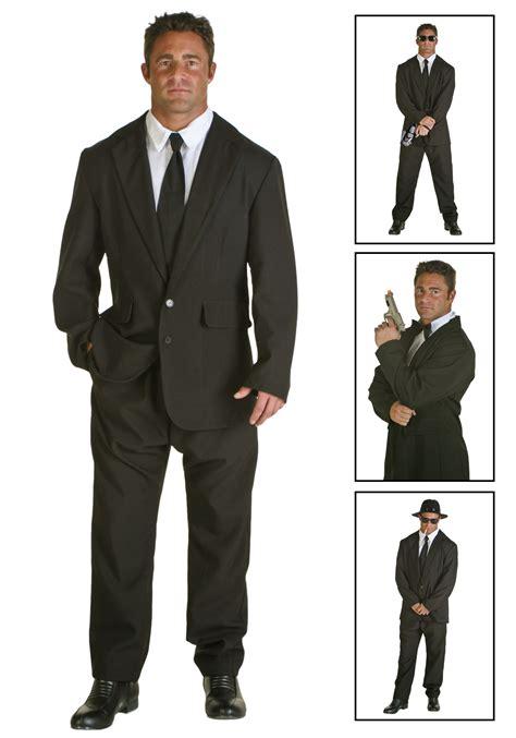 special agent suit costume