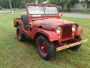 1953 m38a1 willys jeep kansas 2