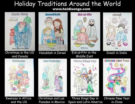 winter holidays around the world books critical thinking questions for children for