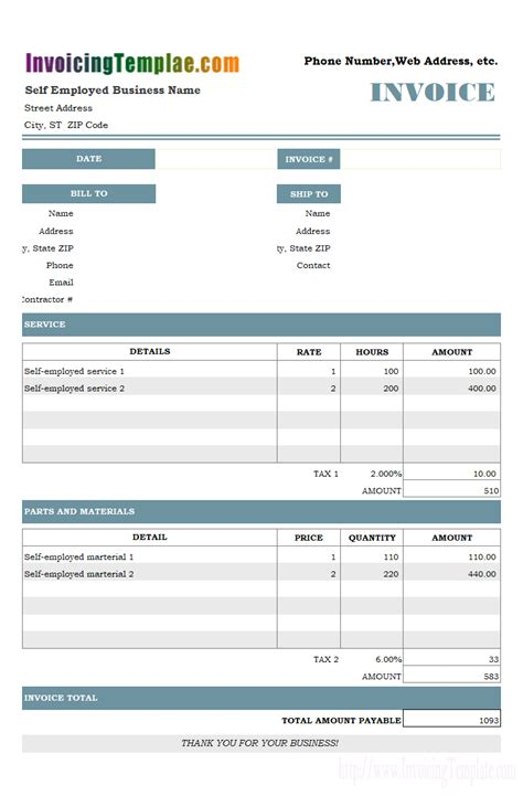 sample invoice format good tax invoice template word 8 pinterest