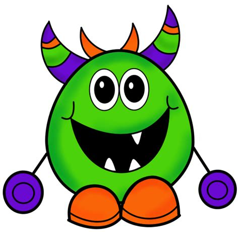 monsters free clipart free clipart images clipartix